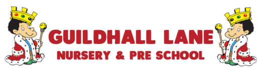Guildhall Lane Nursery Logo
